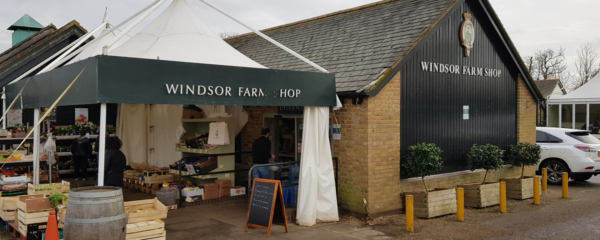 old windsor farm shop