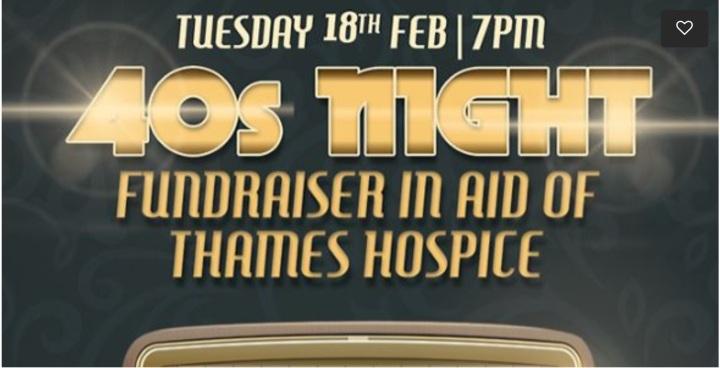 thames hospice fundraiser