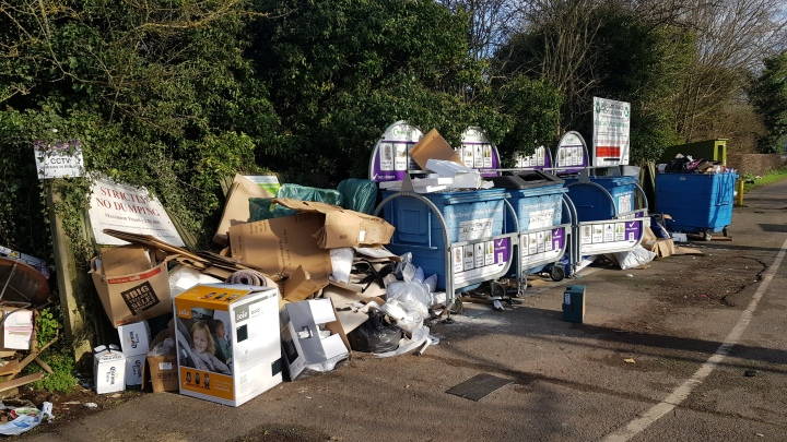 sutherland grange bins