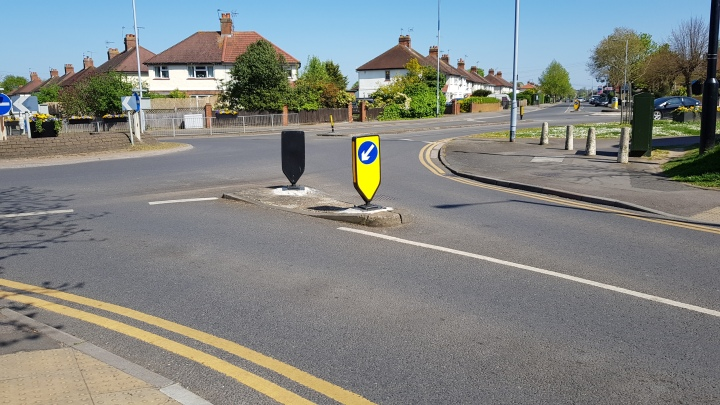 all saints roundabout