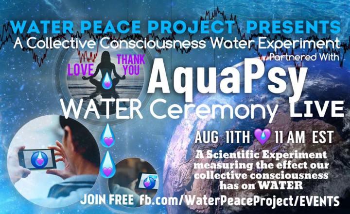 water ceremonies