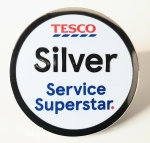 tesco silver badge