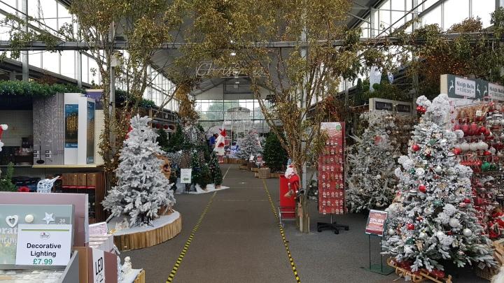 windsor garden centre christmas 2020
