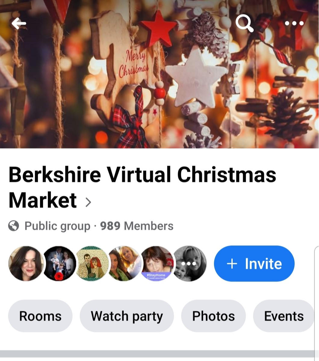 Virtual Christmas Berkshire