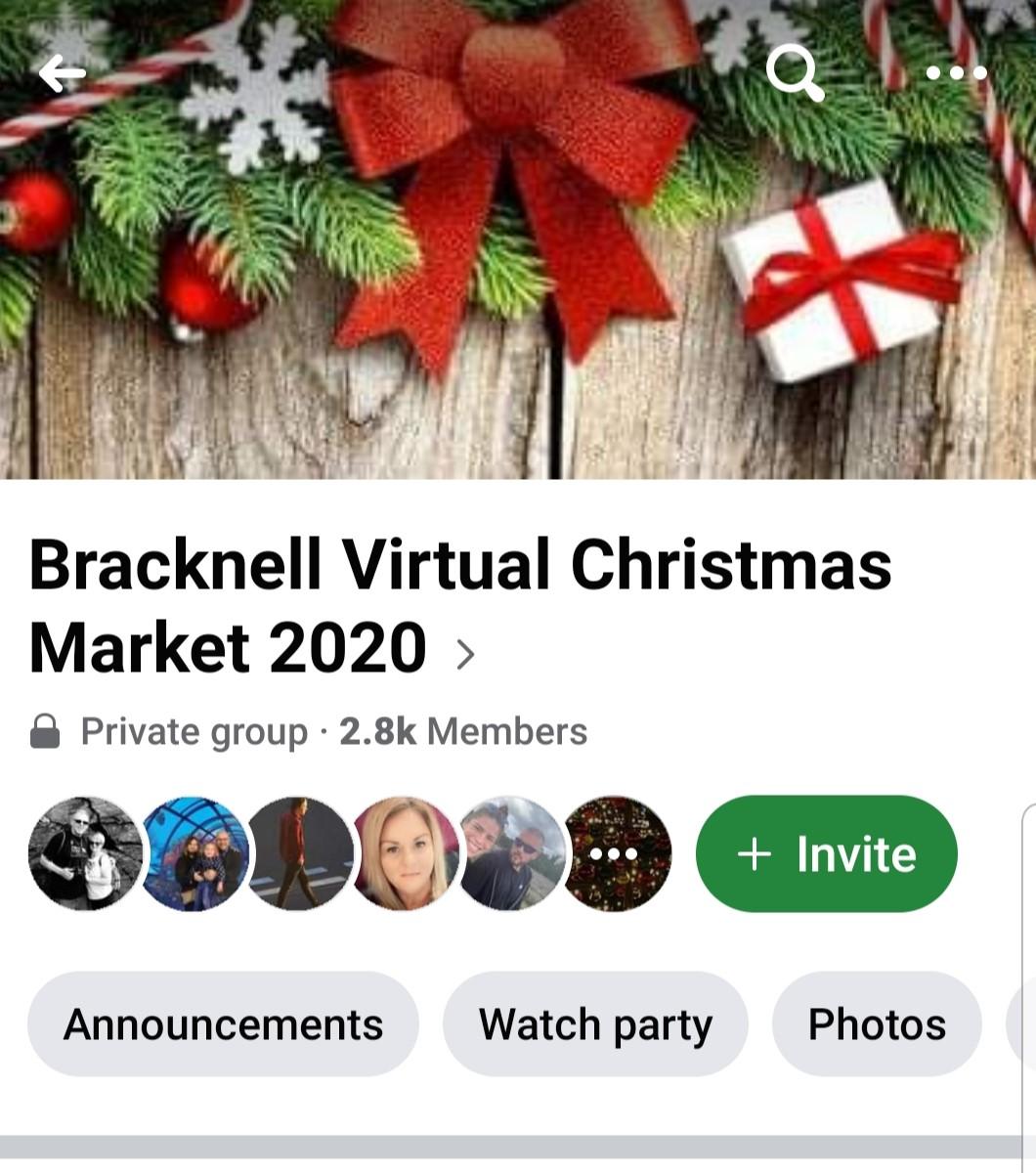 Virtual Christmas Bracknell