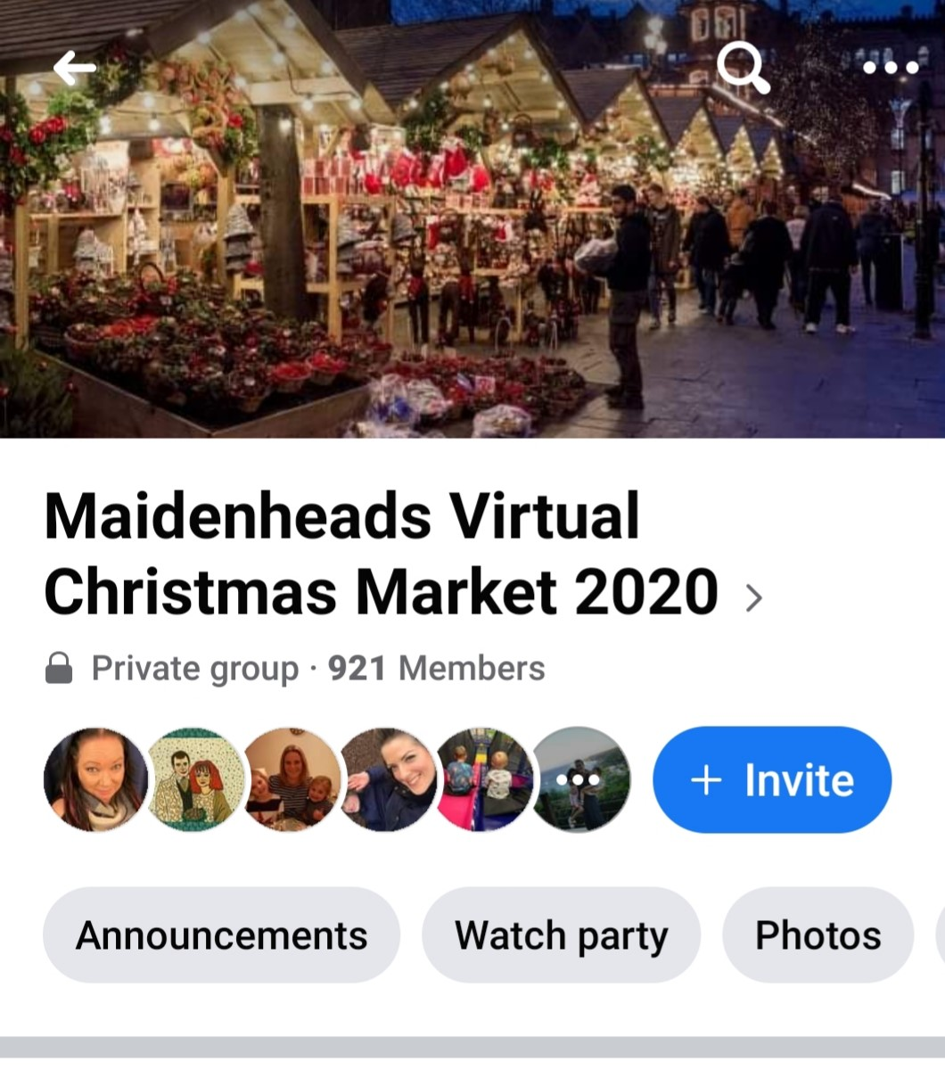 Virtual Christmas Maidenhead