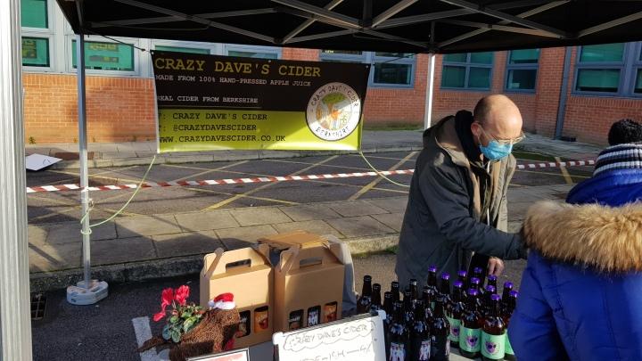 crazy dave's cider