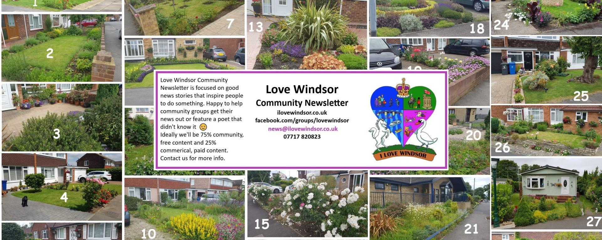 Love Windsor Community Newsletter